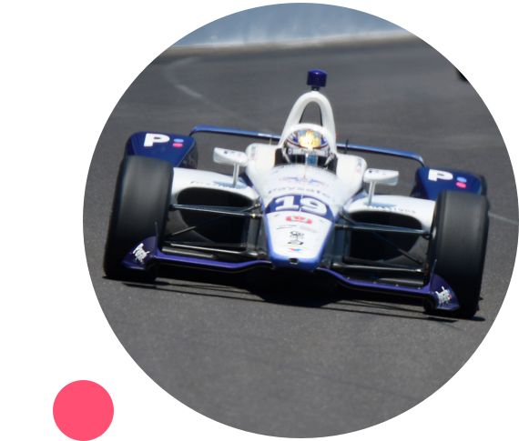 Paysafe proudly sponsors Zach Claman Demelo in IndyCar Series 2018