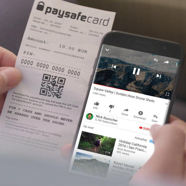Paysafe announces YouTube partnership